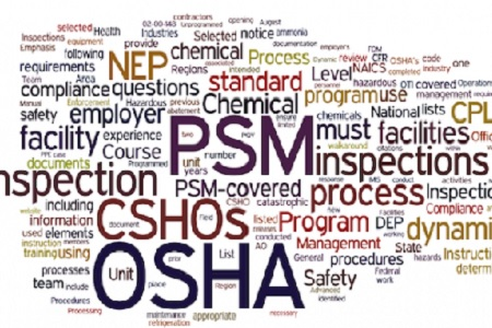 سیستم مدیریت ایمنی فرآیند (PSM)